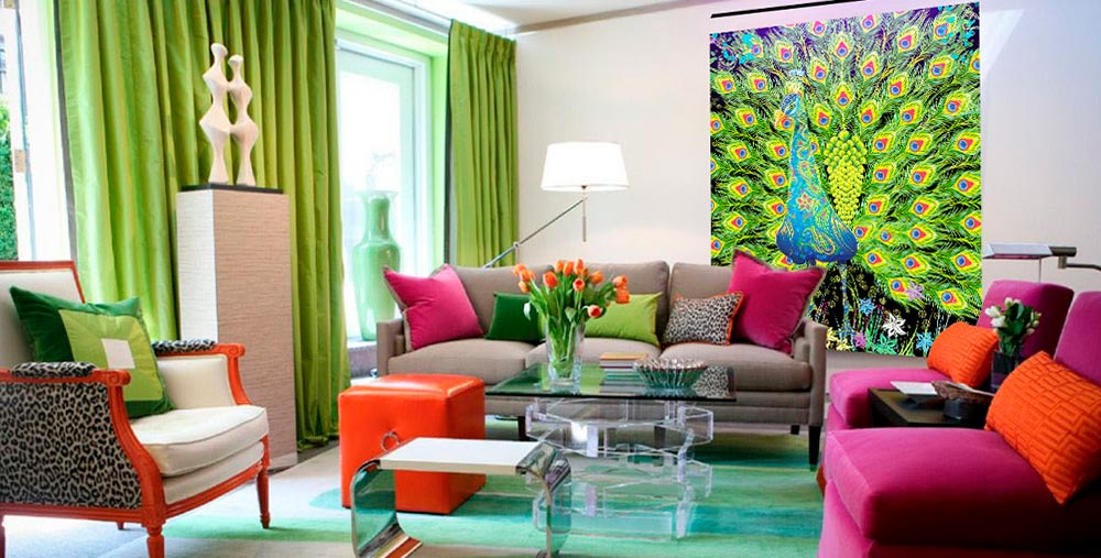 Decorative tapestries