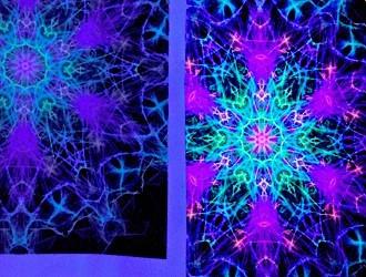 Флуоресцентные цветопробы
