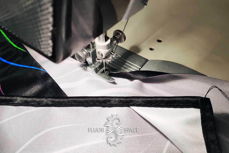 Индивидуальный пошив флуоресцентных изделий